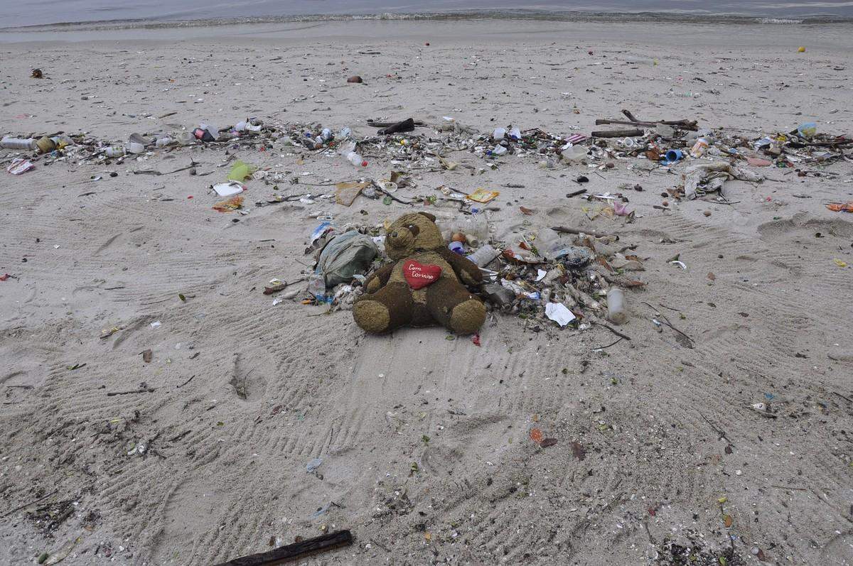 Pollution plastique à usage unique