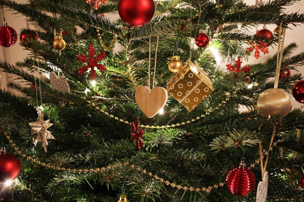 Alternatives au sapin de Noël
