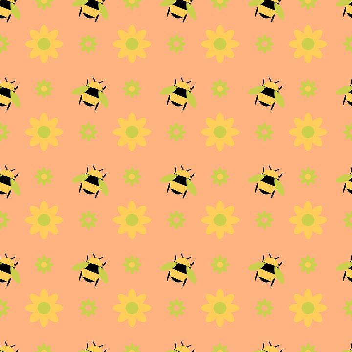 Tissu cire abeille