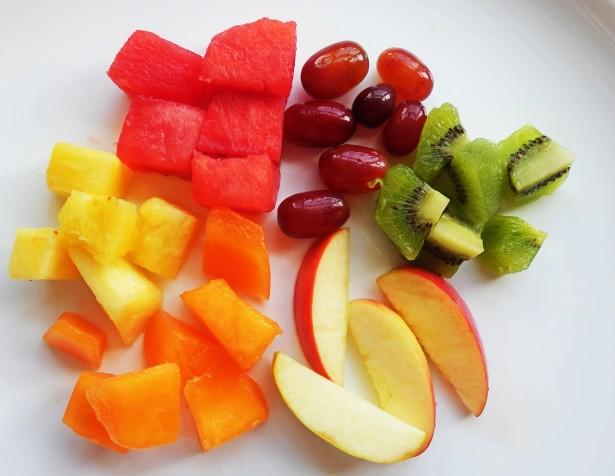 Fruits frais goûter zéro déchet