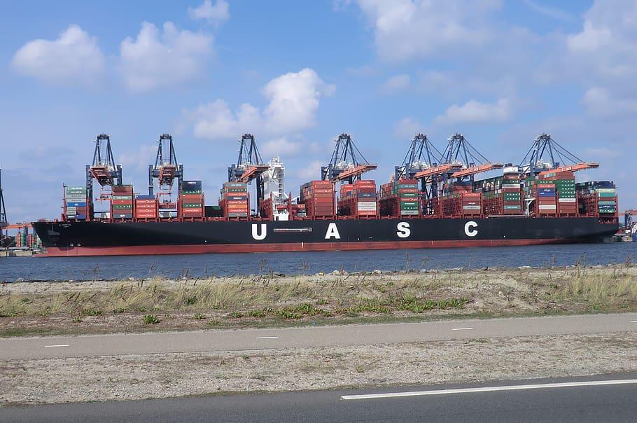 Transport maritime Rotterdam
