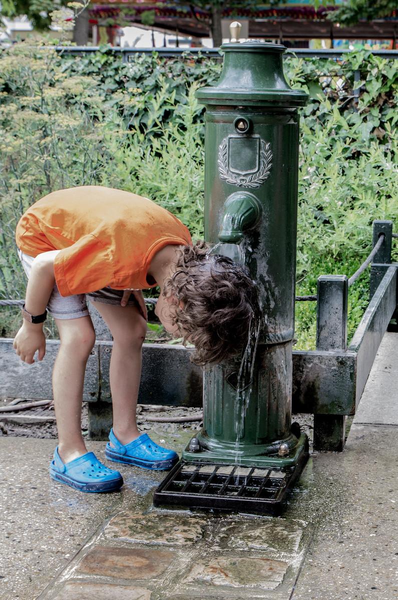 Fontaine eau potable Paris