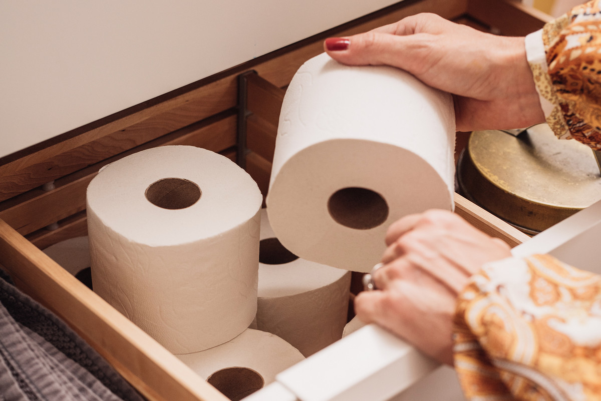 Alternatives papier toilette