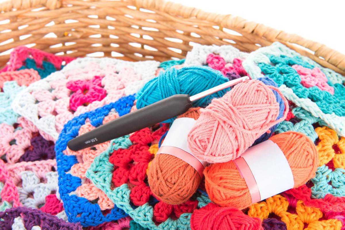 Fabriquer une éponge tawashi au crochet