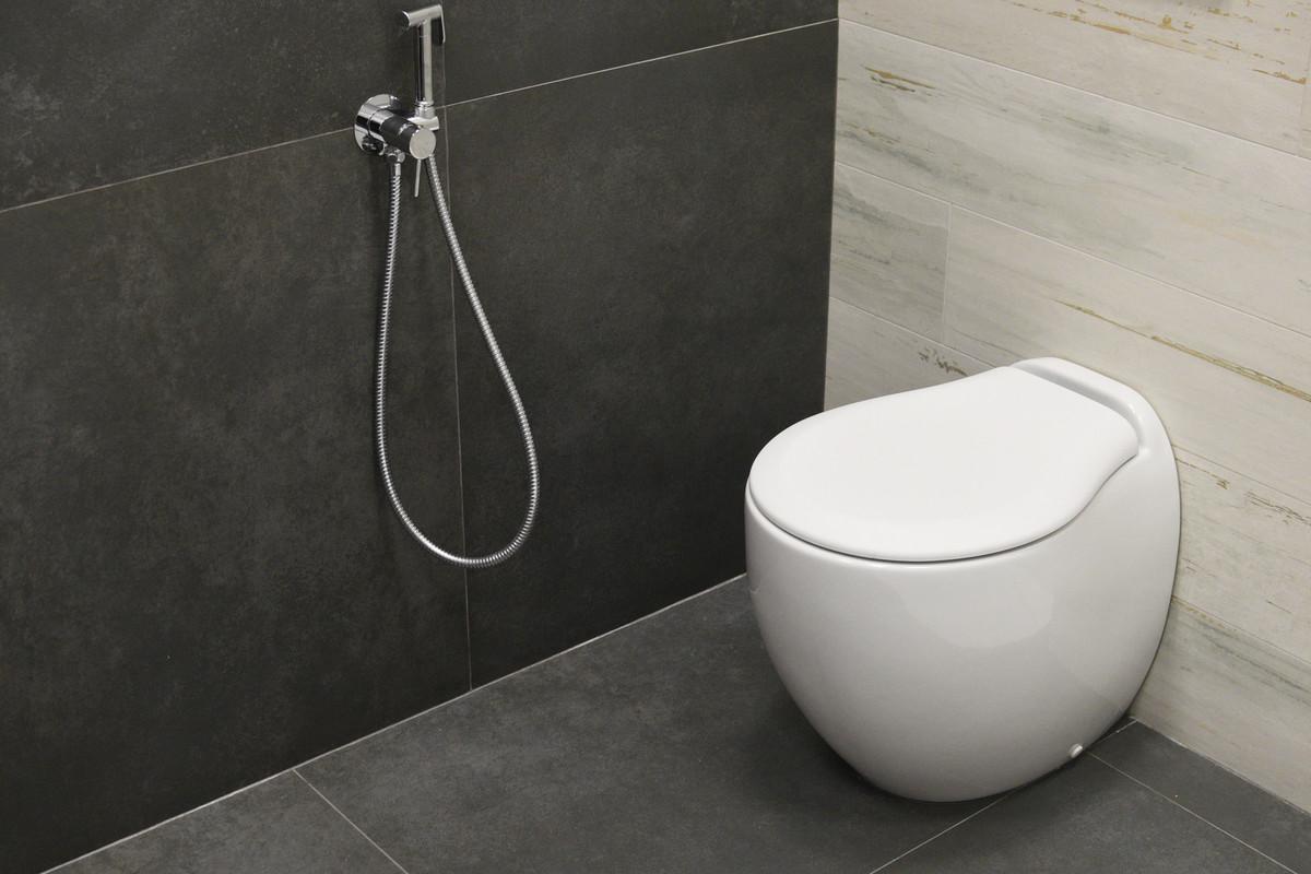 Douchette alternative au papier toilette
