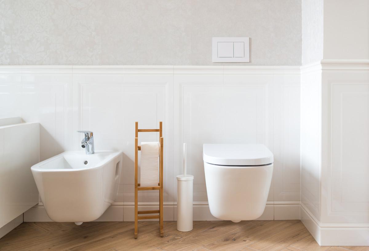 Bidet alternative au papier toilette
