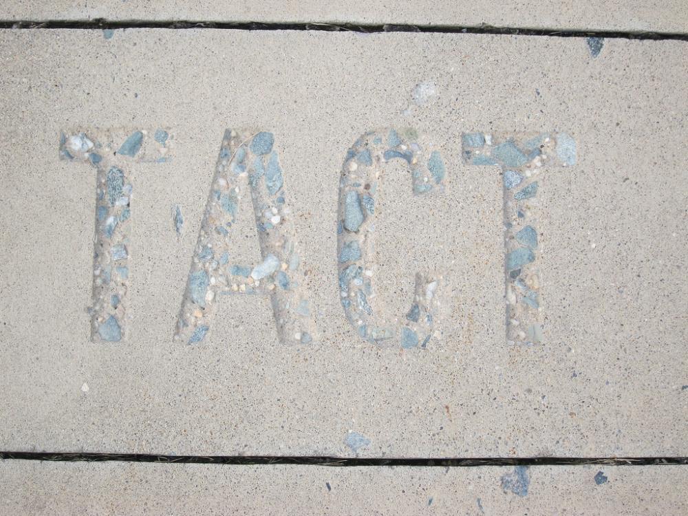 Réussir à faire passer un message sans se mettre en porte à faux