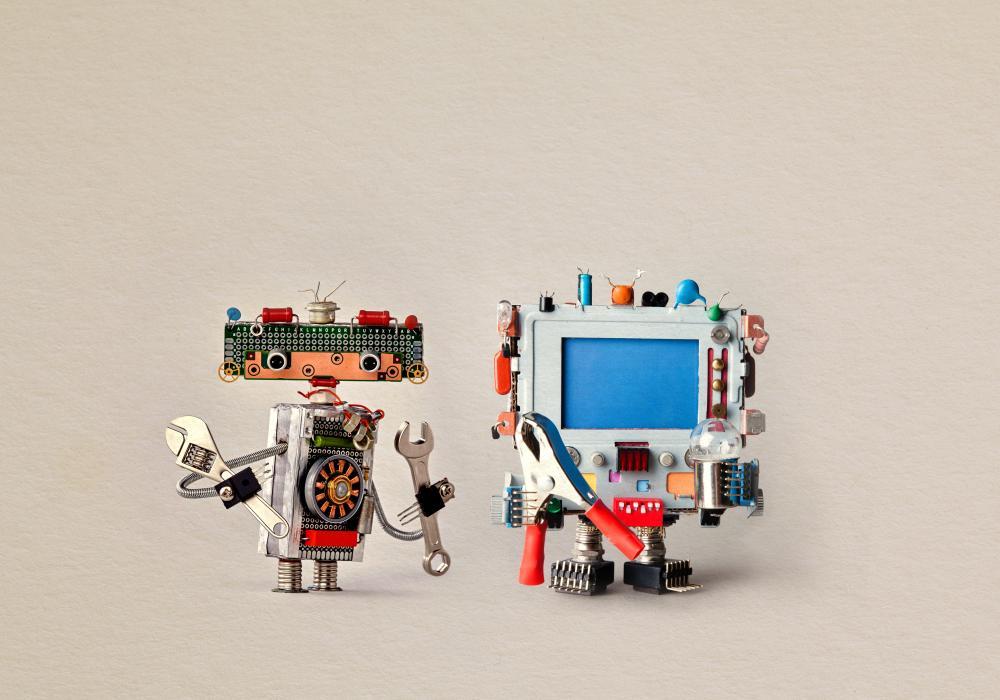 Des robots issus de l'IA : peut-on parler d'alternative humaine ?