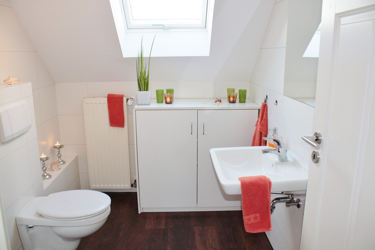 Désinfecter les w.c. et la salle de bain avec du vinaigre blanc