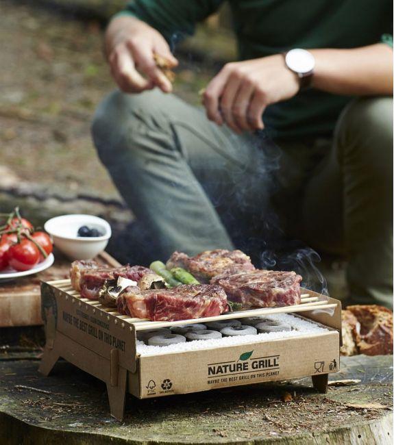 Barbecue écologique