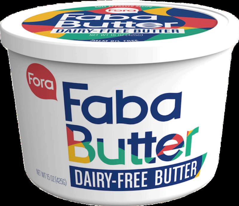 Le Faba butter, du beurre végane