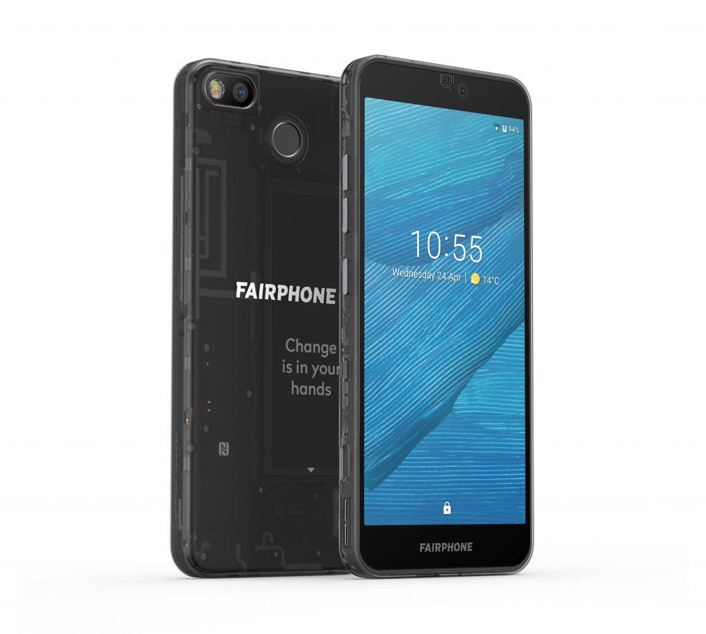 Fair Phone téléphone écologique