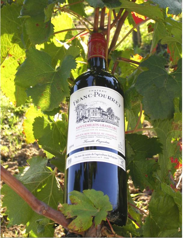 Grand vin bio