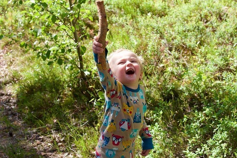 Apprenez aux enfants à prendre conscience de la nature environnante