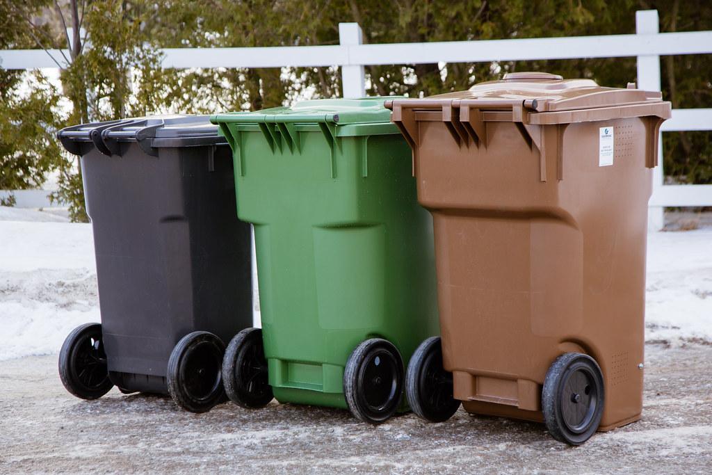 Trier les déchets