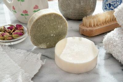 Fabriquer un savon à froid peaux sensibles pour le corps