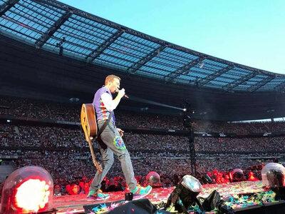 Coldplay annonce une tournée mondiale écoresponsable en 2022