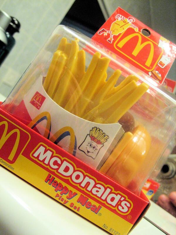 Fastfoods: 2 enfants lancent une pétition contre les jouets en plastique contenus dans les menus enfants
