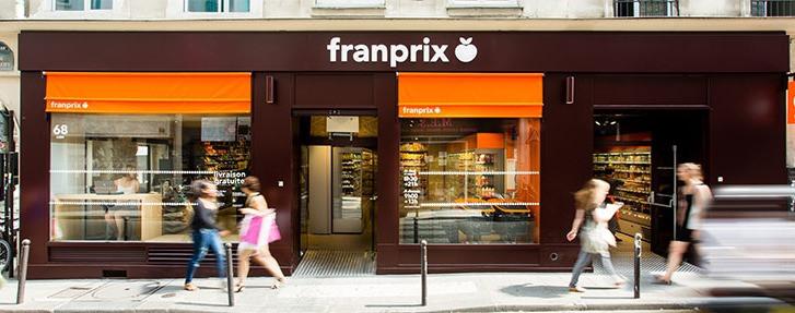 Franprix se lance dans le repas Zéro Déchet à Paris