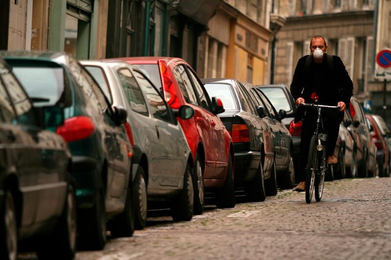 Pollution: un classement des douze plus grandes villes françaises