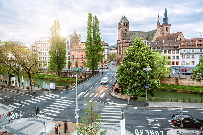 Strasbourg vote l'interdiction des véhicules diesel dès 2025