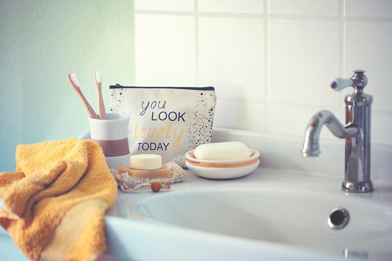 Les indispensables Zéro Déchet dans votre salle de bain!