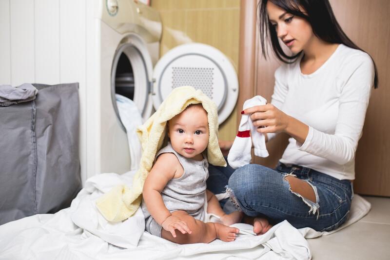 Quelle lessive choisir pour le linge de son bébé?