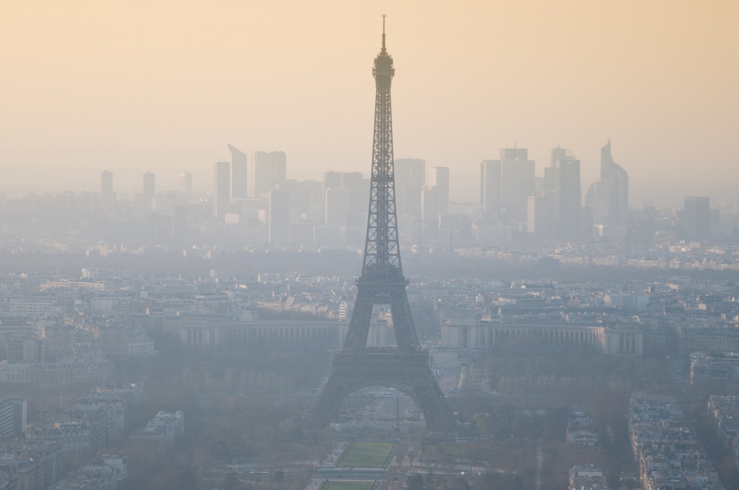Pollution de l'air : La France condamnée par la CJUE