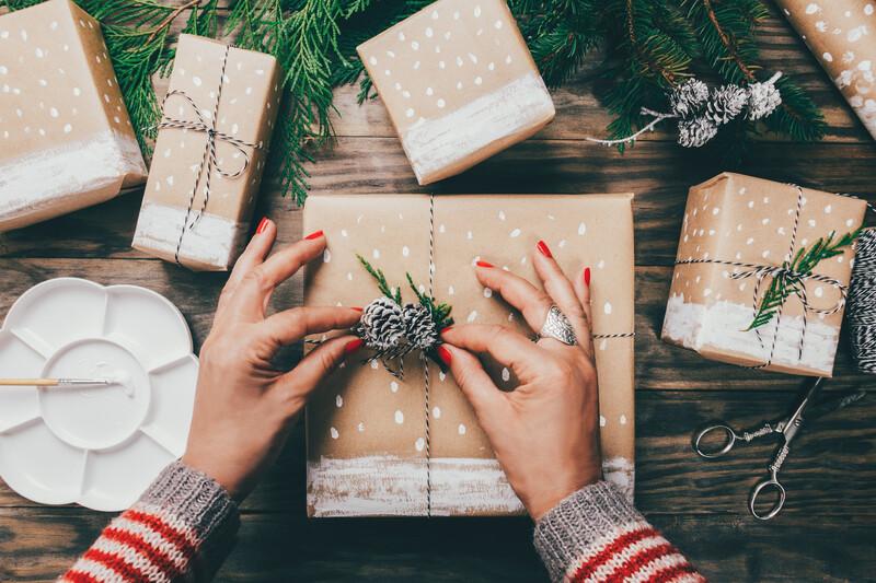 Un Noël écolo et slow en mode Zéro Déchet!