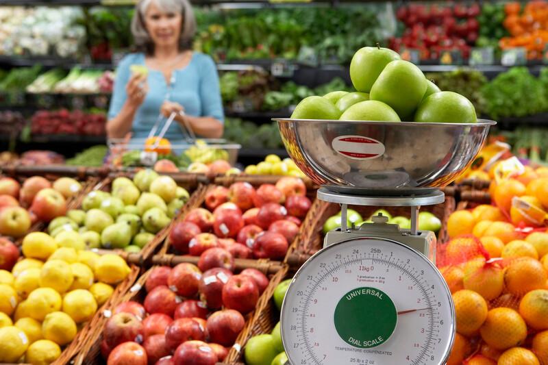 Aliments vendus en vrac: Quels contenants et comment bien peser?