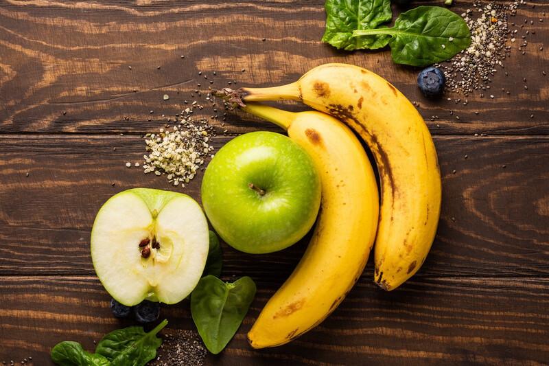 Pourquoi ne devez-vous pas jeter votre trognon de pomme ou peau de banane dans la nature?