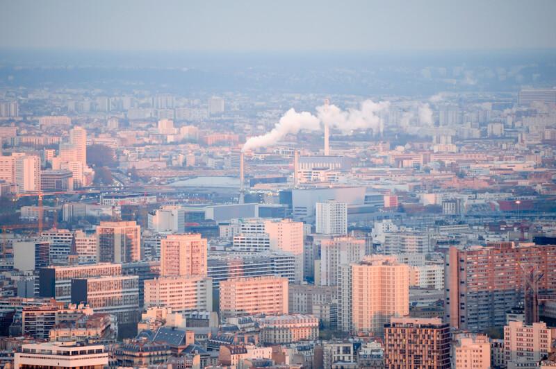Les concentrations de gaz à effet de serre ont atteint un nouveau record en 2018