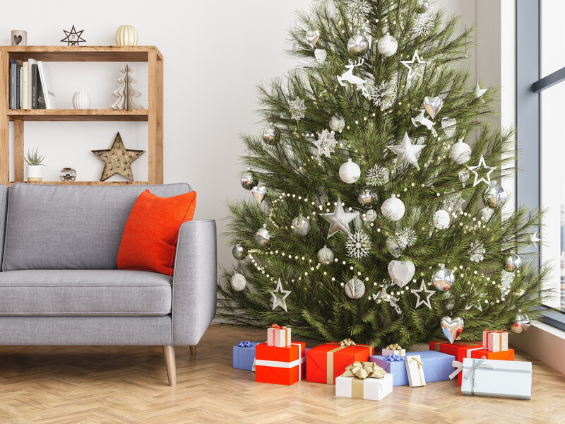Sapin de Noëlartificiel ou naturel: Lequel choisir?