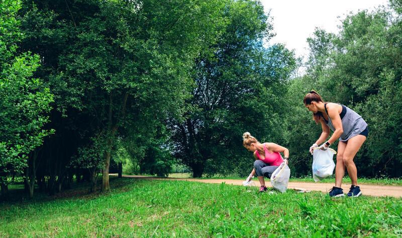 Le plogging: Ce nouveau sport au service de la planète