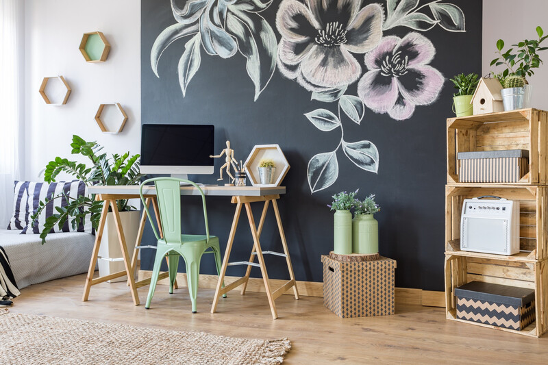 Comment fabriquer un bureau en mode zéro déchet?