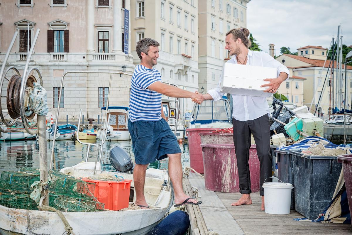 Mon pêcheur, une application mobile bretonne qui permet de vendre et d'acheter du poisson frais en direct