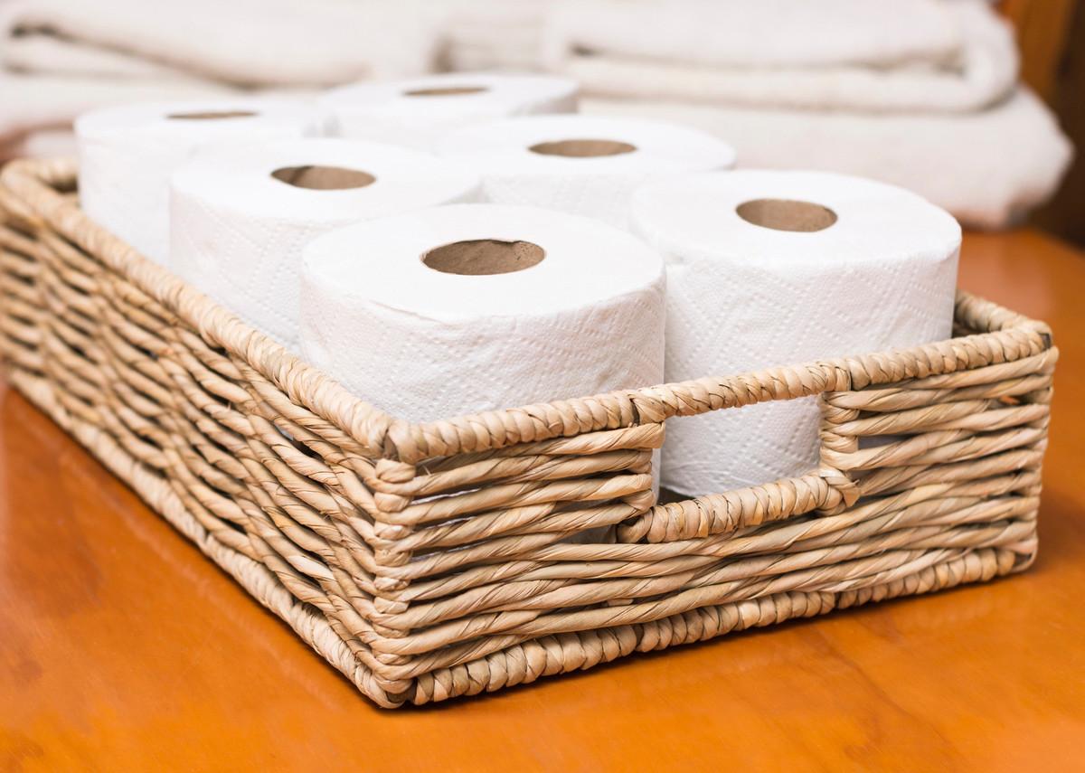 Les alternatives au papier toilette classique