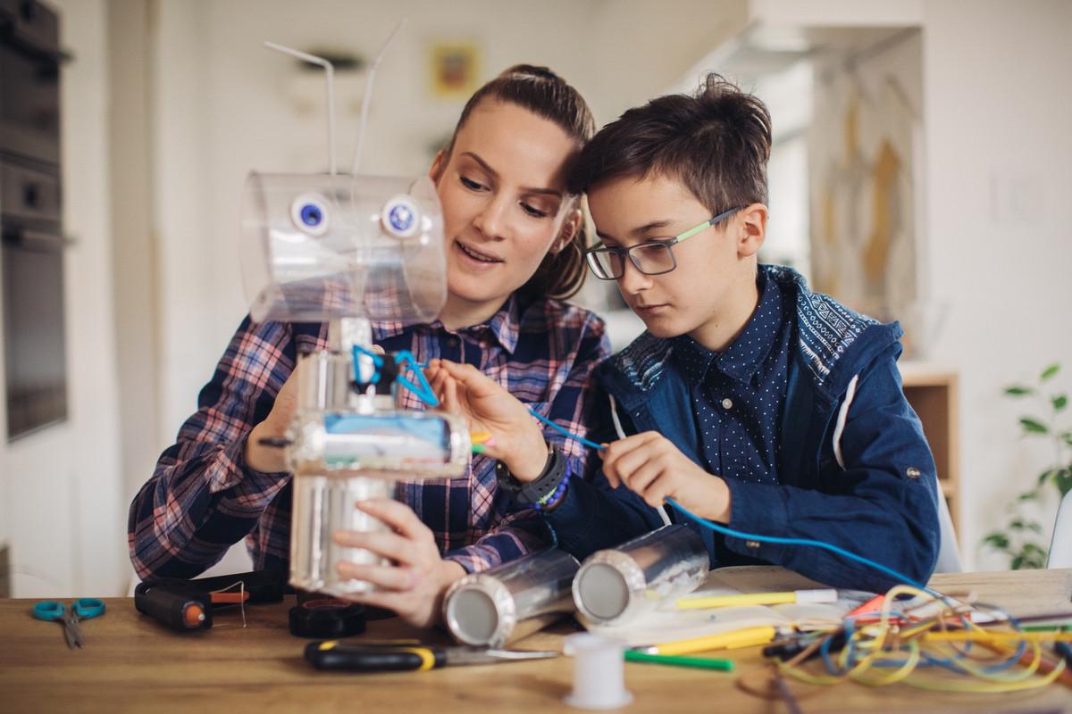 DIY : 9 jouets zéro déchet à fabriquer avec les enfants