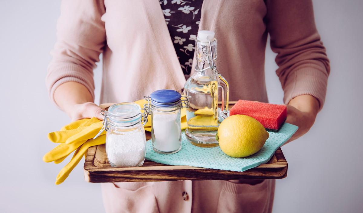 4 conseils pour fabriquer ses produits d'entretien ménagers