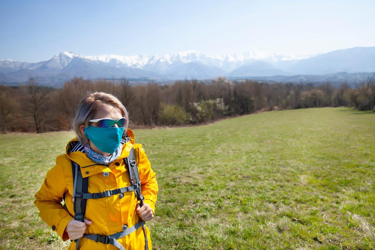 Des Français confinés signent une pétition pour «un accès à la nature responsable»