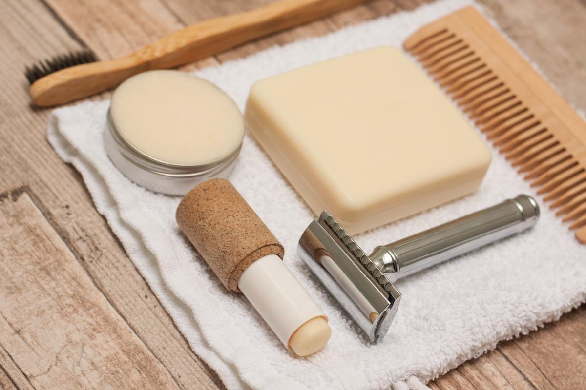 Conseils pour se raser la barbe en mode zéro déchet