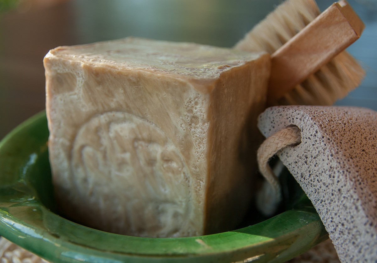 DIY : fabriquer un porte-savon avec de la récup