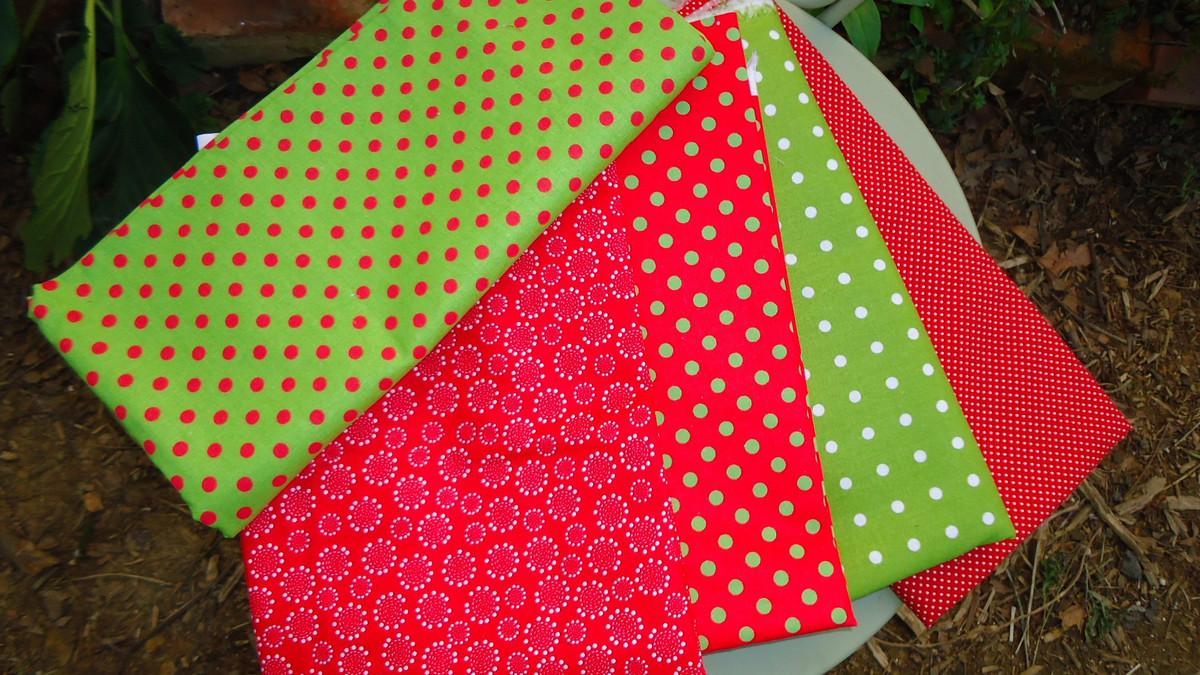 DIY : fabriquer des mouchoirs en tissu