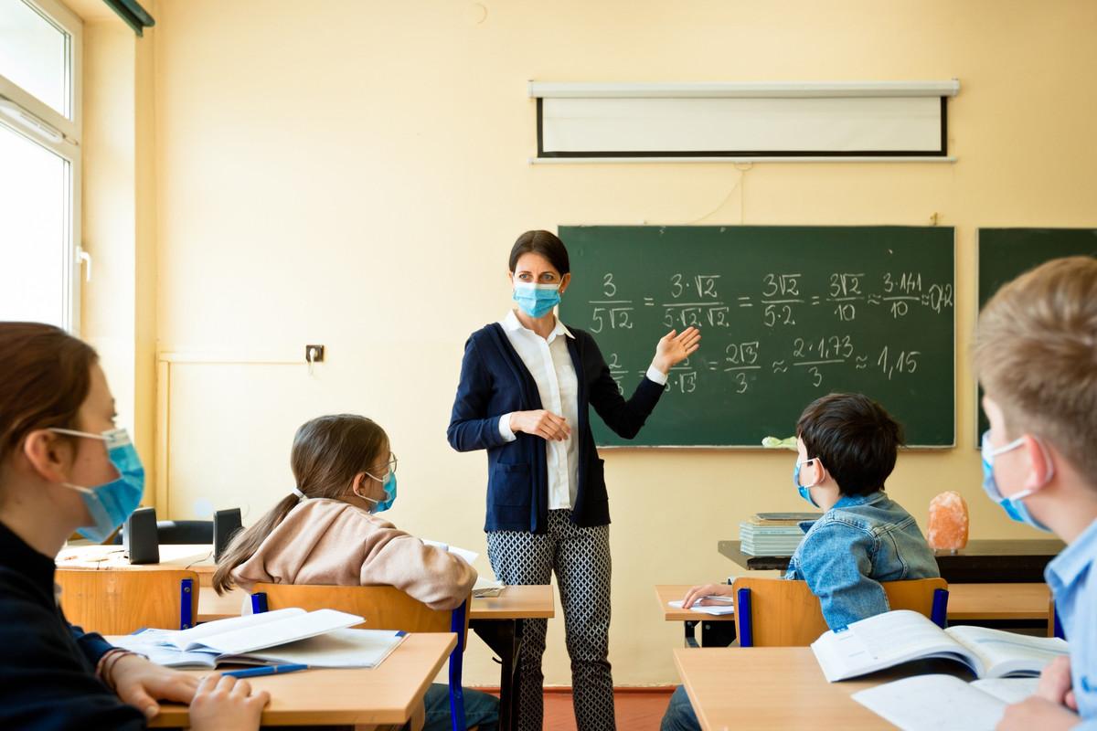 Les masques des enseignants sont-ils dangereux pour leur santé?