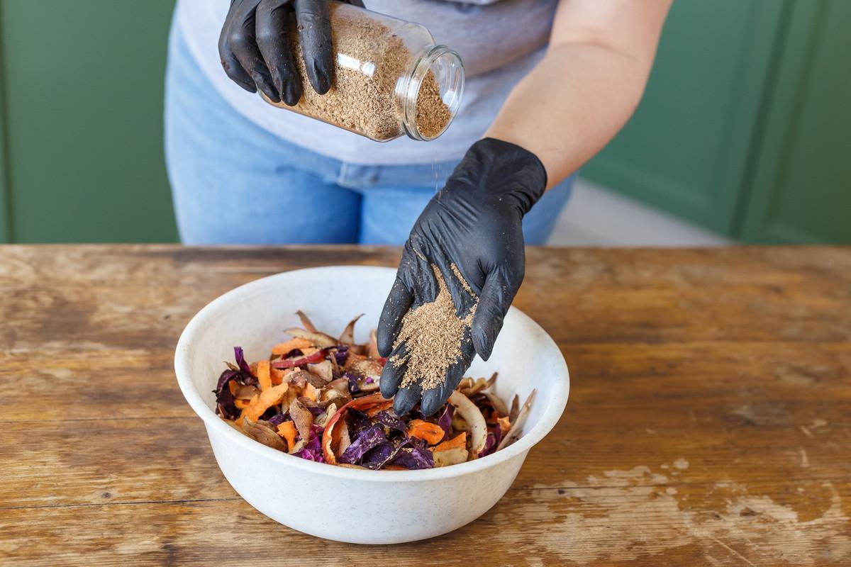 Compost Bokashi : le composteur de cuisine et d'appartement