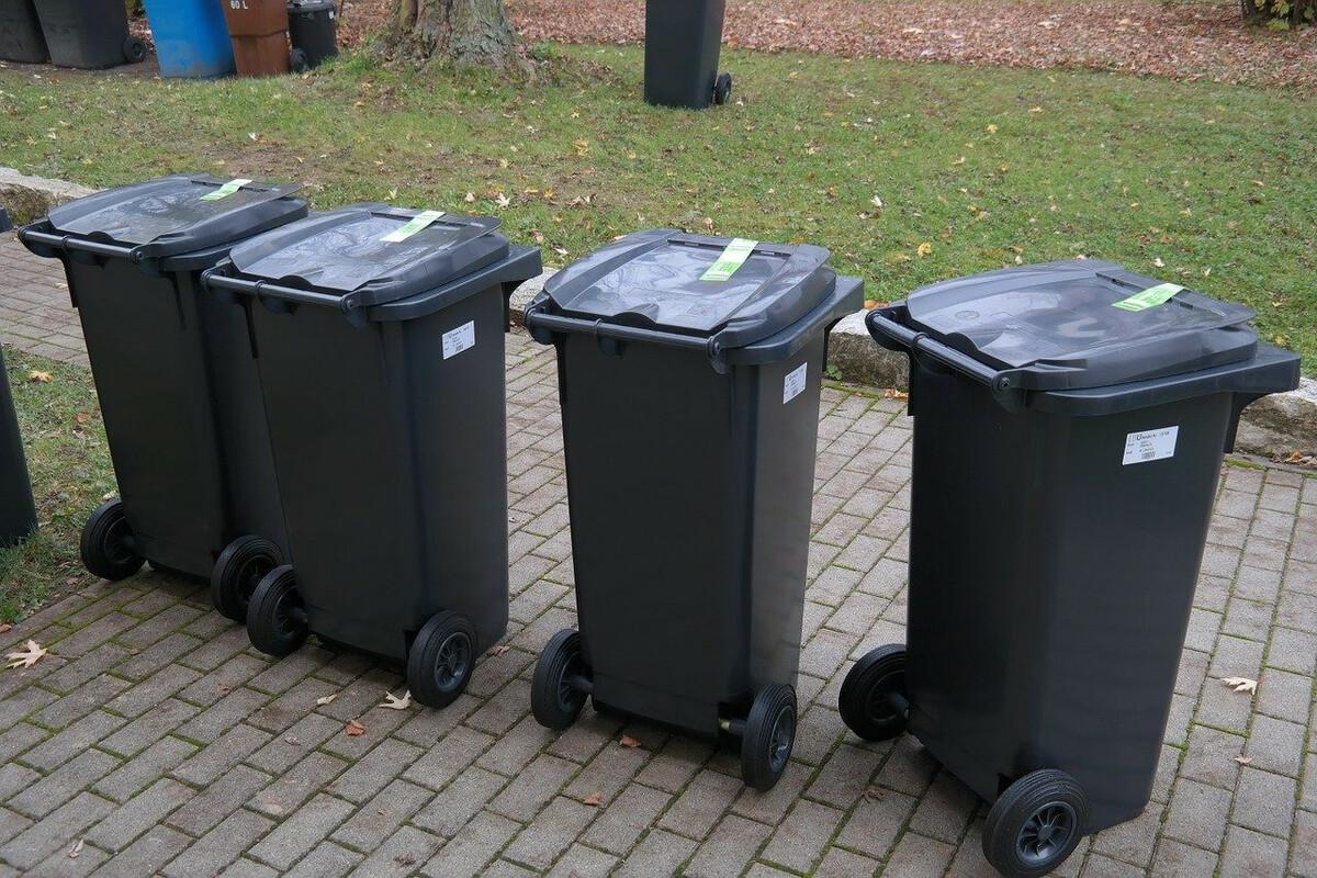 Quels déchets peut-on jeter dans la poubelle noire?