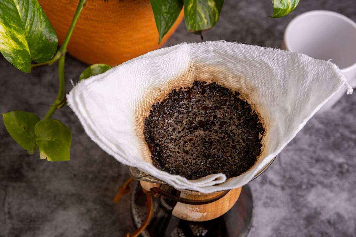 DIY: fabriquer un filtre à café réutilisablezéro déchet