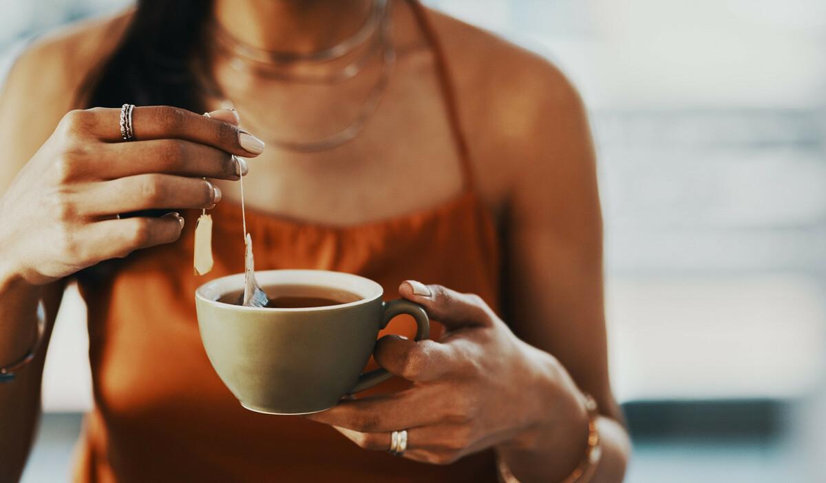 Confectionner un sachet de thé réutilisable en coton ou mousseline