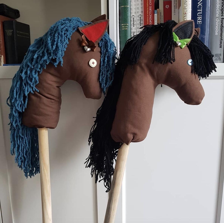 Fabriquer un cheval de bois DIY