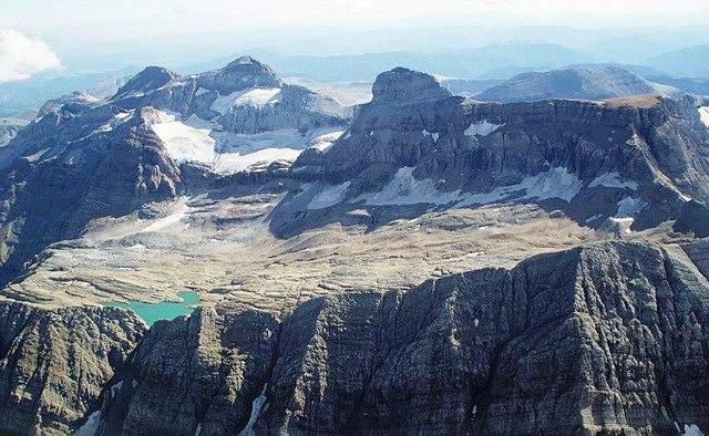 Glacier Pyrénées